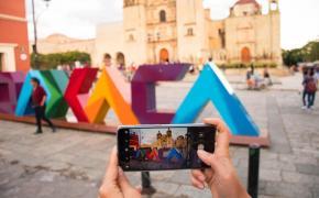 Catedral in Oaxaca