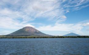 Otok Ometepe z vulkančkom št. 1 in št. 2 (s Fernandom po Nikaragvi)