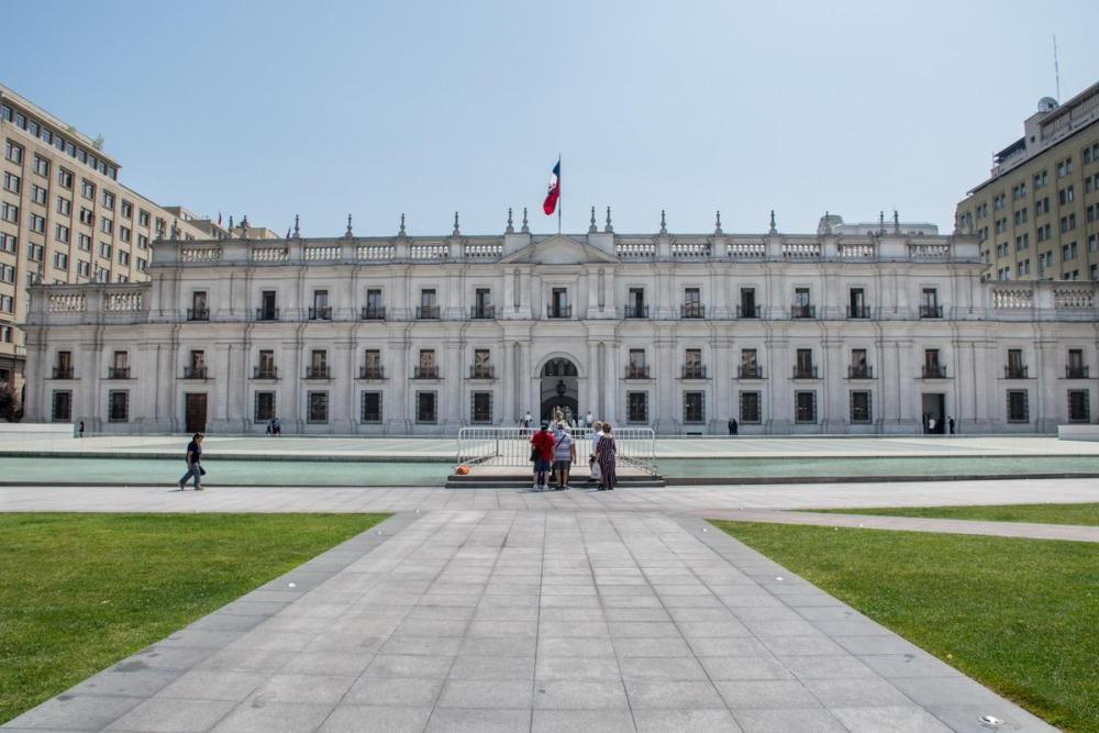 Predsedniška palača