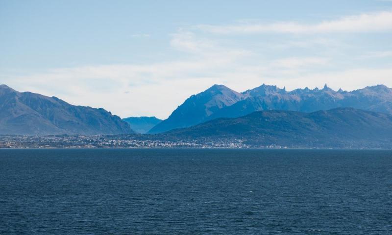 Pogled na Bariloche