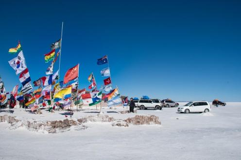 Potepuški nasveti za Salar de Uyuni - kraj za postanek tur za kosilo