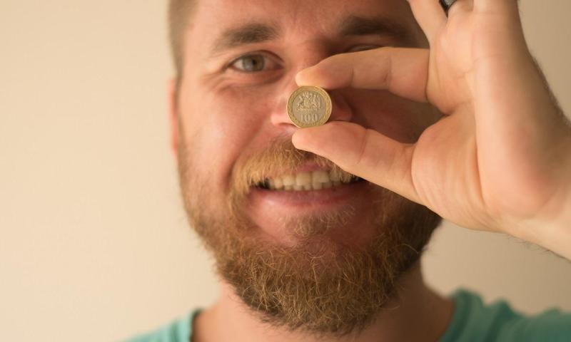 Stroški potovanja za Čile naslovna slika - čilski kovanec