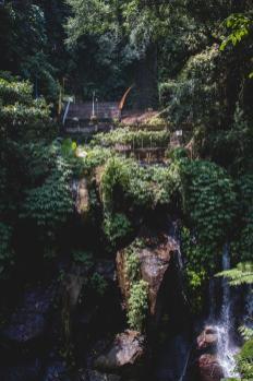 Dedali slap na Baliju