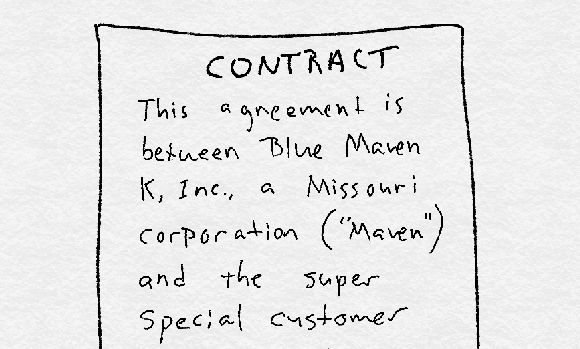 form contract