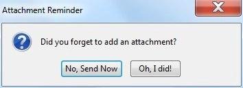 Thunderbird forgotten attachment warning