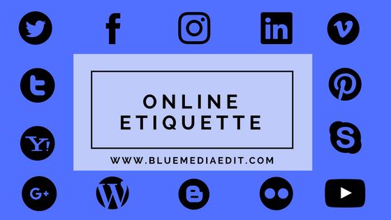 Online-Etiquette
