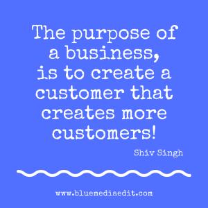 Shiv Singh Entrepreneur customers who create more customers
