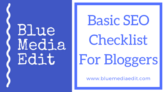 seo-checklist-for-bloggers-2018