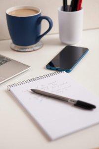 Basic Blog Post Planner with SEO Checklist