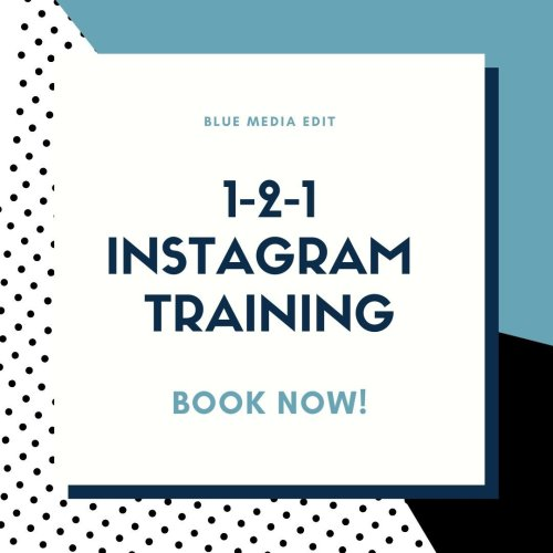1-2-1 Instagram Training Workshop
