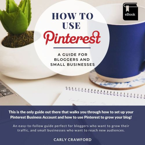 How To Use Pinterest ebook