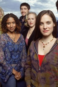 The cast of Wonderfalls.
