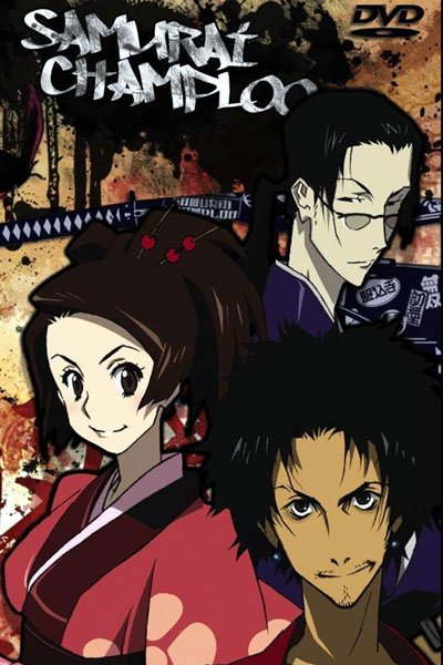 Jin, Fuu, and Mugen