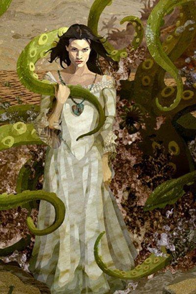 Bride of Davey Jones by Robert Scott.