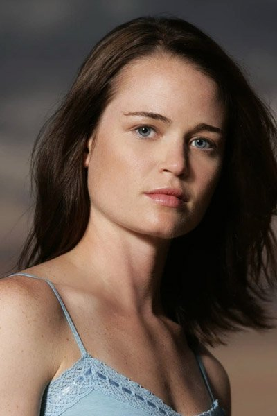 Sprague Grayden as Heather Lisinski.