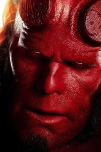 Ron Perlman as Hellboy.