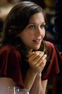 Maggie Gyllenhaal as Rachel.