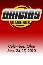 Origins Game Fair: Columbus, Ohio, June 24-27 2010