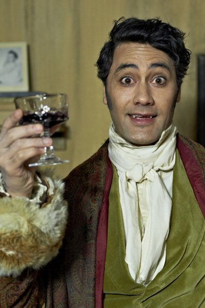 Taika Waititi as Viago, aged 379