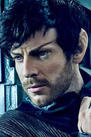 Harry Treadaway as a double plus secret Romulan operative.