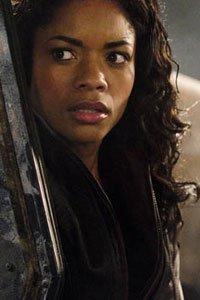 Naomie Harris as Europol agent Mika Coretti.