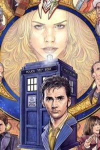 Jeff Carlisle's Doctor Who montage.