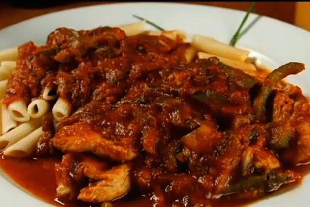 Chicken Cacciatore - Blue Moon Grill Wakefield MA