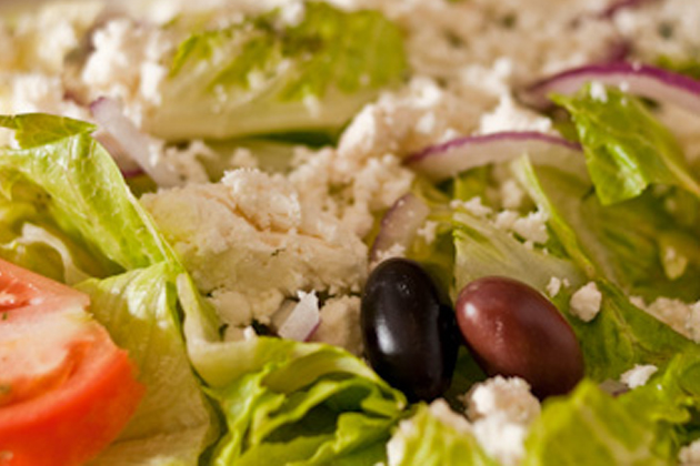 Greek Salad- Blue Moon Grill Wakefield MA