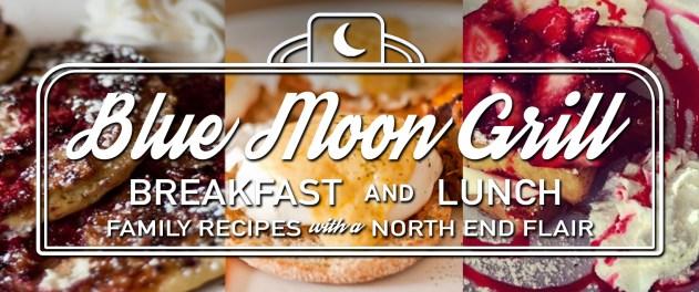 Blue Moon Grill Wakefield MA logo