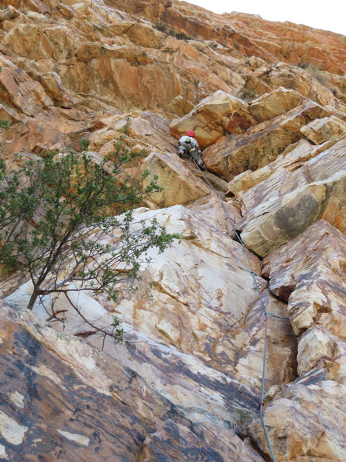 Guided Climbing South Africa_Rooiberg_1