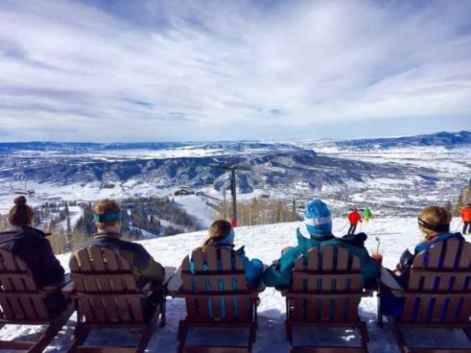 Steamboat Ski Weekend | Blue Mountain Belle