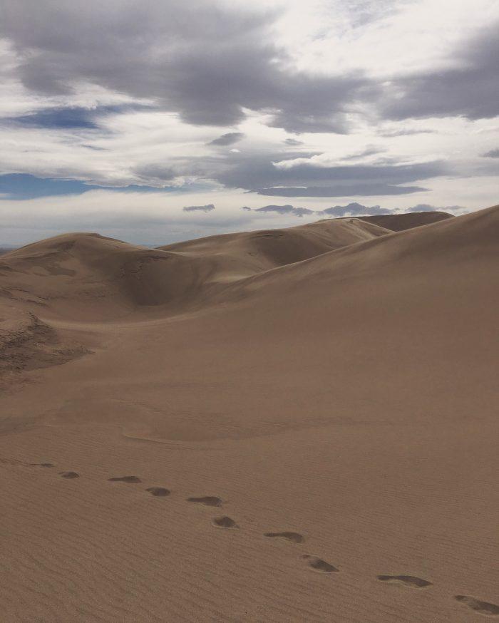 Colorado Road Trip - Great Sand Dunes National Park