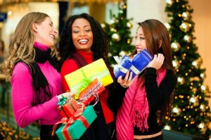 Holiday shopping at Tanger Outlets in Pigeon Forge