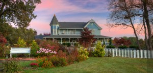 Blue Mountain Mist bed and breakfast in Sevierville