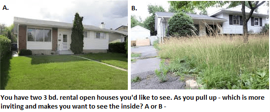 Eye of Newt - Is your curb appeal attracting the wrong kind of renters? (2/4)