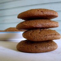 Nanny's Molasses Cookies