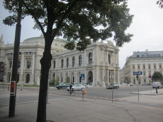 Sights from the Ringstraße