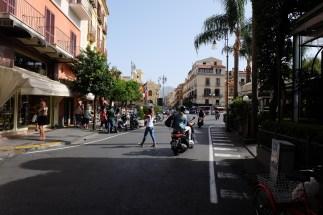 Piazza Tasso in Sorrento