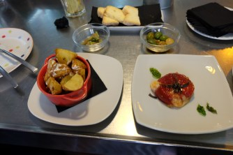 Tapas at Origen Taberna