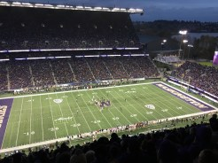 Washington Huskies game
