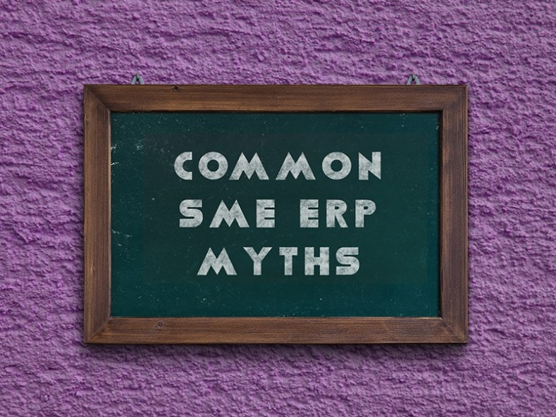 Common SME ERP Myths
