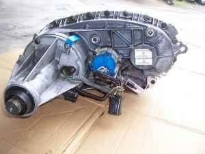 Ford Transfer Case Identification