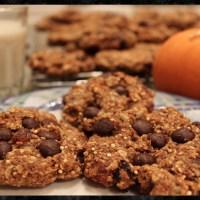Healthy Harvest Cookies
