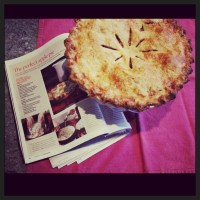 Ambrosia Apple Pie