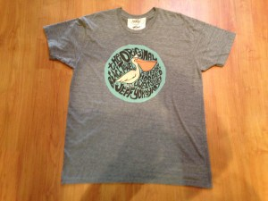 Yoshi shop Tee check the pelican who does that !