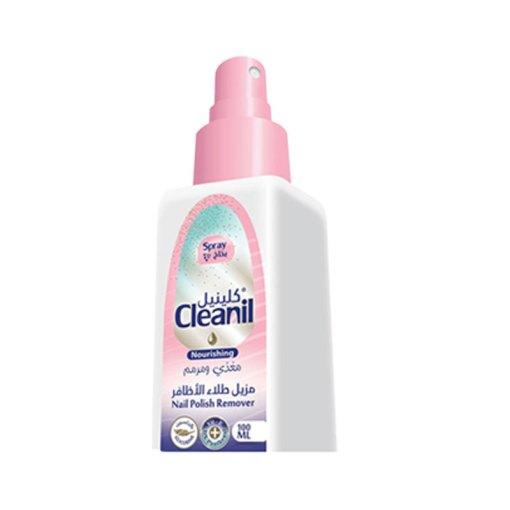 Cleanil Nail Polish Remover -Nourishing- 100ml