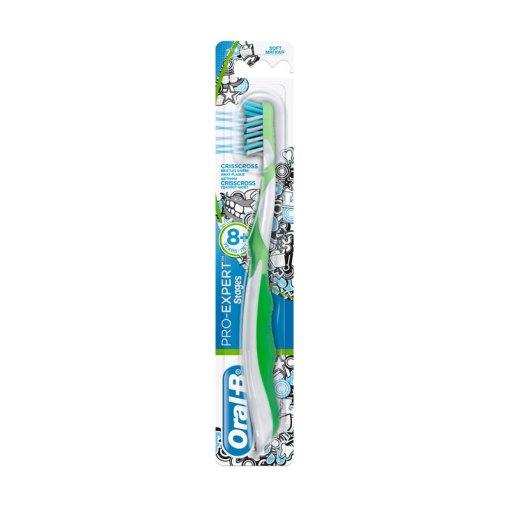 أورال ب فرشاة أسنان الأطفال مرحلة5 (+8 سنوات)
