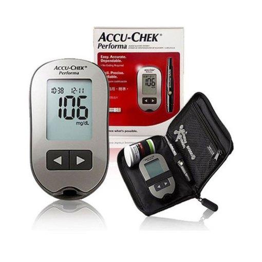 Accu-Chek Performa blood glucose meter + 10 strips