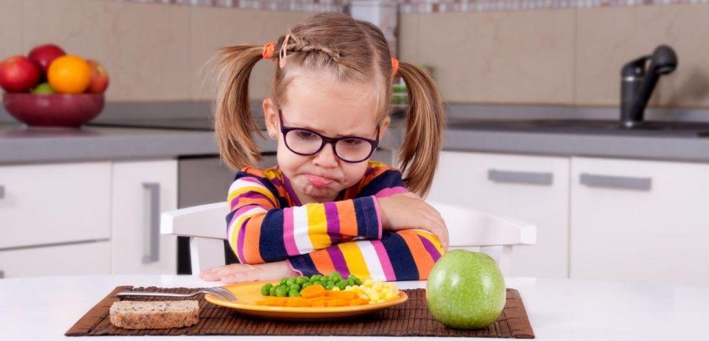 Do no like vegetables