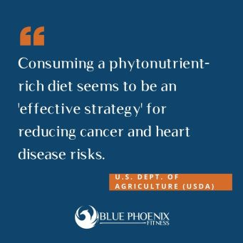 Quote on eating vegetables from USDA